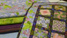 Garden Medley by Susie Johnson features a vibrant line of florals inspired by nature.