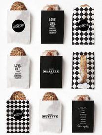 MUSETTE bakery on Branding Served — Designspiration