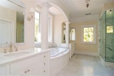 Traditional Master Bathroom - Found on Zillow Digs