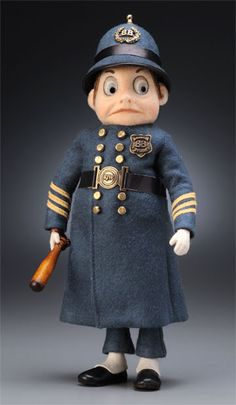 The Policeman Brownie