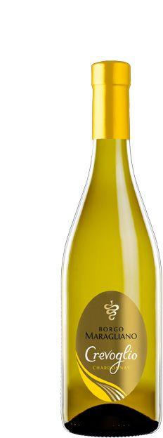 Borgo Maragliono - Crevoglio - Chardonnay - Piemonte, Italië - Vinthousiast, Rupelmonde (Kruibeke) - www.vinthousiast.be