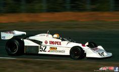 Kojima KE009 FORD DFV 1977 JapanGP at Fuji-Speedway Drive by Kazuyoshi Hoshino