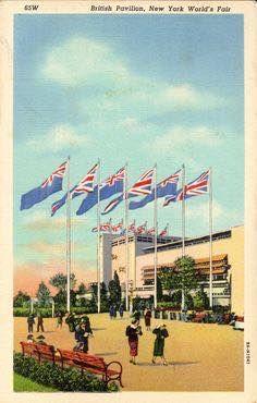 British Pavilion.