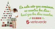 #navidad #añonuevo #felizaño #feliznavidad #felicesfiestas verteverde.com