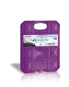 Camping Cooler Accessories - Arctic Ice Tundra Series Reusable Cooler Pack * Find out more about the great product at the image link.