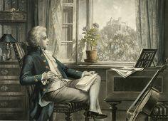 love this…Herr Mozart♥