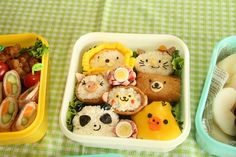 Another cute bento box
