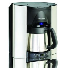 Brew Express 10 Cup Built-In-The-Wall Self-Filling Coffee and Hot Beverage System Stainless Steel Finish Best Drip Coffee Maker, Built In Coffee Maker, Coffee Maker With Grinder, Coffee Maker Reviews, Commercial Coffee Makers, Best Food Processor, Coffee Accessories, Brewing, Like4like