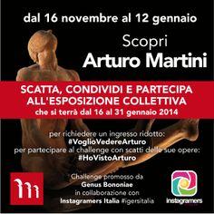 Scopri Arturo Martini, il challenge su Instagram! by mimulus & co, via Flickr