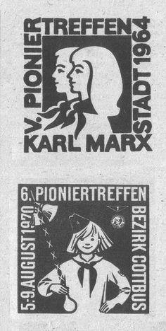 Pioniertreffen 1964 und 1970