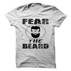 Fear The Beard Tee T Shirts, Hoodies. Get it here ==► https://www.sunfrog.com/LifeStyle/Fear-The-Beard-Tee-Shirt.html?41382 $19