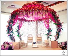 Love this Mandap!! WOW!