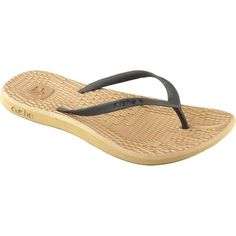 31bd44f48 Cushe Womens Manuka Feet Flop Sandal 9 BM US Gold   Check out the image by