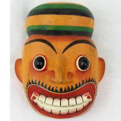 Image result for sri lankan raksha mask demon 46
