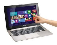 ASUS VivoBook S400CA DH51T 14 Inch Touch Ultrabook
