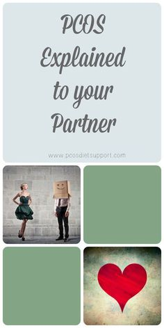 This is for partner, family or significant other. PCOS explained...this is wonderful and helps me understand my PCOS a little more too