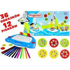 Lean Toys, Super rzutnik 3w1, zabawka interaktywna