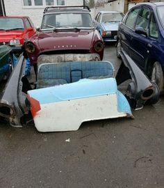 eBay: Ford Consul Pickup .. Most of the work done ... loads more to do ! #classiccars #cars ukdeals.rssdata.net