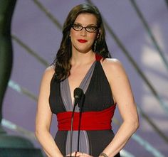 Liv Tyler in her Selima Optique Jessie Glasses at The Oscars