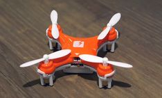 The world's smallest drone can be had for just $35  (Amazon - $17.48)
