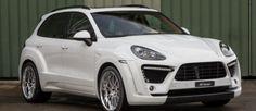 Porsche Cayenne od FAB Design - nowy pakiet stylistyczny