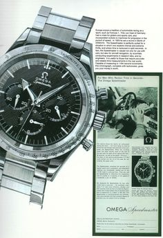 da4972bc3eede Speedy Tuesday - The Very First Omega Speedmaster CK2915 From 1957 Moon  Watch
