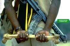 #bone #violence United Colors of Benetton