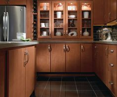 Contemporary Maple Kitchen Cabinets By Homecrest Cabinetry Maple Kitchen  Cabinets, Kitchen Cabinetry, Contemporary Kitchen