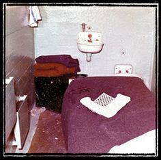 Allen West's Cell B-140. As West failed to escape with Morris and the Anglin brothers he had no choice but to remain in his cell until the escape was discovered the next morning. After the escape was discovered he gave several interviews to the FBI and prison authorities, during which he provided full details of the escape plan, possibly as part of a plea bargaining strategy. West was never charged for trying to escape from Alcatraz