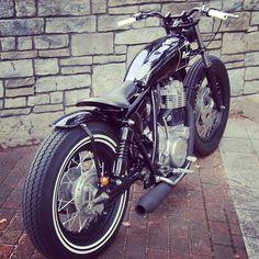 #sr400 #sr500 #カスタムバイク #motorcycle #バイク
