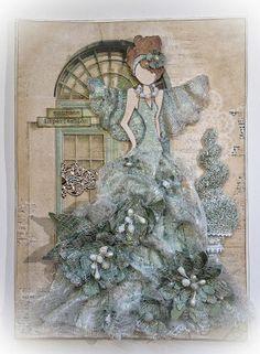 ........LindaSS.........: Prima Doll Card