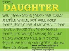 Love my daughters! my precious ones!