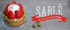 Bonjour Darling - Blog Illustration, Cuisine et DIY Bordeaux: Battle Food #8 : Sablé aux Fraises