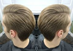 The top short hairstyles for men for the year 2018 are eye-catching and somewhat sophisticated. Forget about the one-length and monotone haircuts that guys liked to rock a couple of years ago. Today the short mens hairstyles have become particularly. Short Length Haircuts, Mens Medium Length Hairstyles, Great Hairstyles, Middle Hairstyles, Hairstyles Men, Medium Hair Cuts, Medium Hair Styles, Short Hair Styles, Male Curly Hair