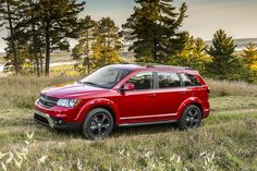 The 2016 Dodge Journey is a strong value among crossover SUVs, but it misses the mark for the tech-savvy and safety-conscious. Find out why the 2016 Dodge Journey is rated by The Car Connection experts. Dodge Dakota, Dodge Trucks, Jeep Dodge, Dodge Challenger, Dodge Nitro, 2014 Dodge Journey, Most Reliable Suv, Best Midsize Suv, Best Compact Suv