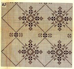 Hand Embroidery Videos, Embroidery Patterns, Hardanger Embroidery, Cross Stitch Embroidery, Bargello, Star Patterns, Needle And Thread, Needlework, Diy And Crafts