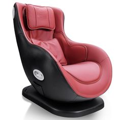 Enjoy exclusive for Giantex Leisure Curved Massage Chair Shiatsu Massage Heating Therapy Video Gaming Chair, Wireless Bluetooth Speaker USB Charger Home Office Use (Red) online - Proalloffer Shiatsu Massage Chair, Farmhouse Table Chairs, Dining Chairs, Lounge Chairs, Gaming Chair, Modern Chairs, Bluetooth, Office Chairs, Charger