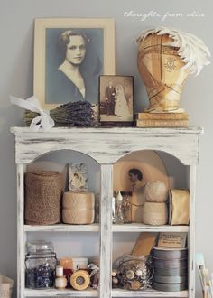 Thoughts from Alice: Rustic Romantic Vignettes {a look back}