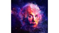 Andy Potts illustrated and animated a space themed Einstein cover for BBC Focus's feature on Relativity On Trial. Trials, Bbc, Einstein, Ipad, Animation, Cover, Illustration, Slipcovers, Illustrations