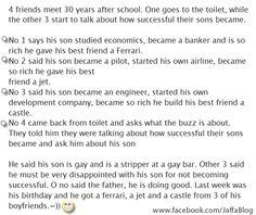 Successful Story of Gay (Funny Story) | Jaffa Blog