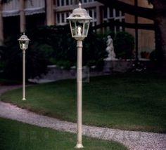 Светильник уличный напольный  Ferroluce Gorizia, A108 TE