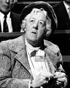 Margaret Rutherford And Stringer Davis | Getty Images