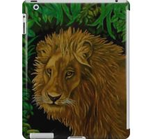 iPad Case/Skin,  unique,cool,fancy,beautiful,trendy,artistic,awesome,unusual,fashionable,accessories,gifts,presents,ideas,design,items,products,for sale,colorful,lion,portrait,african,redbubble