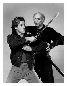 humungus:    The Master, a.k.a. The Master Ninja, starring Lee Van Cleef and Timothy Van Patten