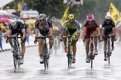 Tour de France 2014 - Stage 19: Maubourguet Pays du Val d'Adour - Bergerac 208.5km - The sprint for second