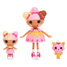 Lalaloopsy Mini Littles - Scoops Waffle Cone Halloween Costume inspiration for C & Z <3