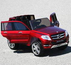 New 2015 Licensed Mercedes Benz GLK 300 AMG Kids Ride On Car With RC+Gift #rideoncar