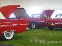 1957 Ford Thunderbird, 1965 Chevrolet Corvette Convertible, 1962 Pontiac Catalina