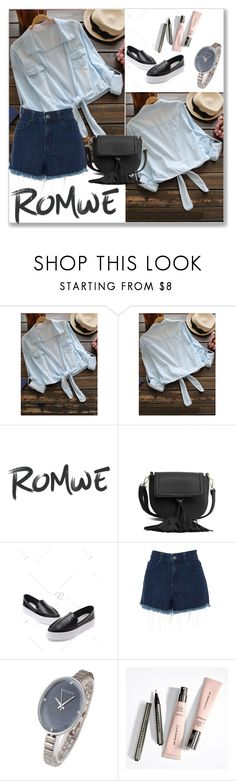 """""""Romwe"""" by selmaa91 ❤ liked on Polyvore featuring Amen Couture"""