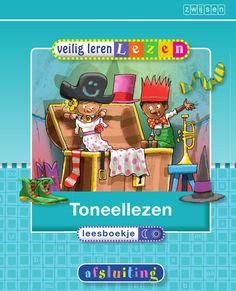 Veilig leren lezen - leesboekje Toneellezen afsluiting by Uitgeverij Zwijsen